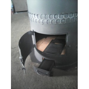 Печь «ИЛЕТЬ» бак нержавеющая сталь