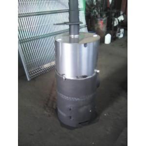 Печь банная «РУТКА» бак нержавеющая сталь